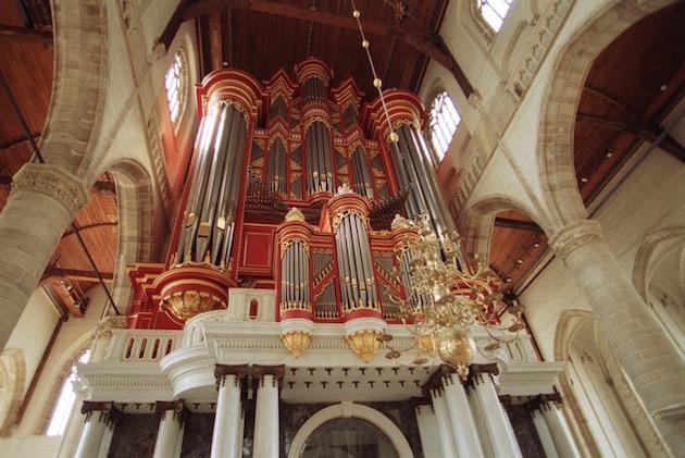 marcussen hoofdorgel laurenskerk rotterdam