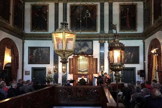 concert ingebruikname Bätz-orgel Kasteel Amerongen