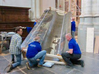 groot onderhoud orgel nieuwe kerk amsterdam