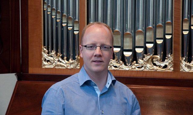 Jamie de Goei organist