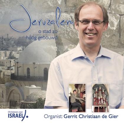 cd Jeruzalem o stad zo hoog gebouwd Gerrit Chr de Gier Hasselt