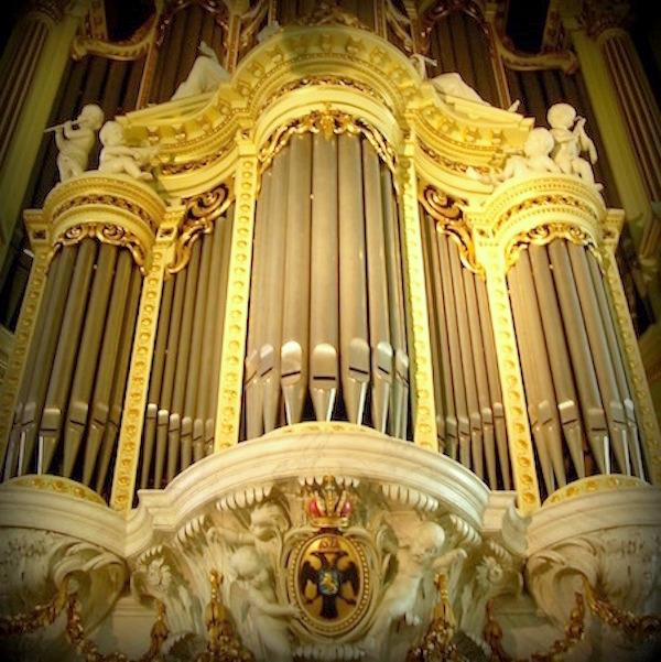 König-orgel Stevenskerk Nijmegen