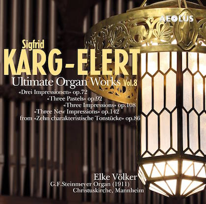 karg-elert ultimate organ works 8