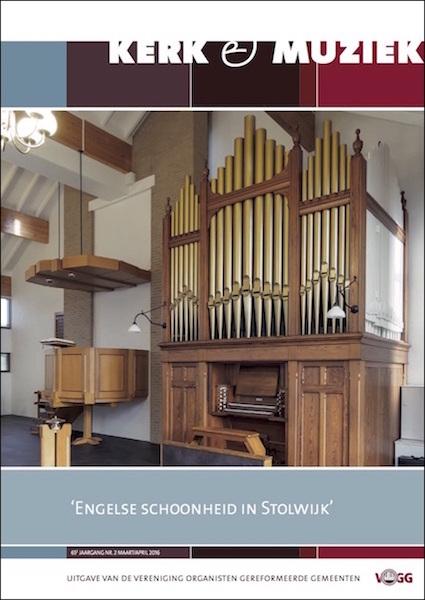 Kerk & Muziek nummer 2 2016