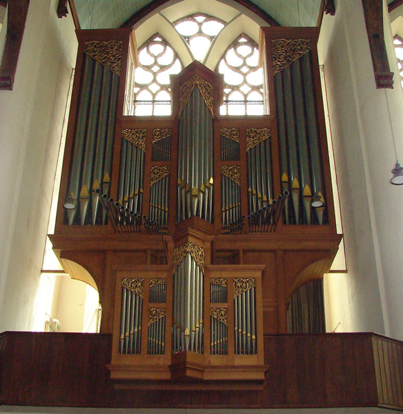 Kloosterkerk_Den_Haag