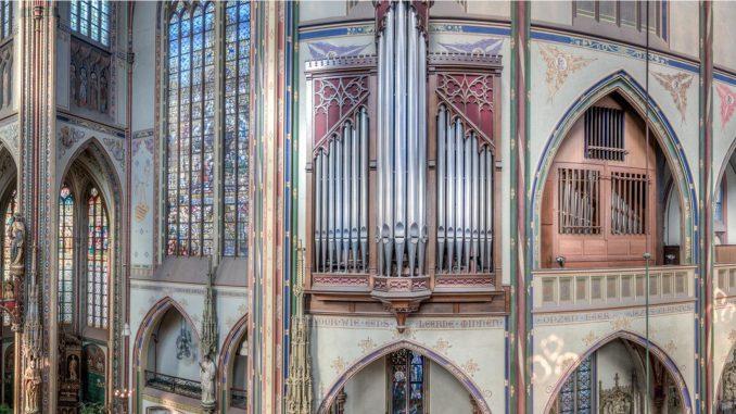 Adema-orgel de Krijtberg Amsterdam