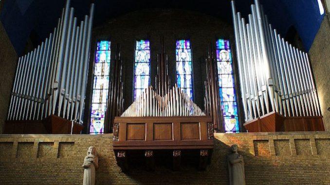klais-orgel christus koning antwerpen