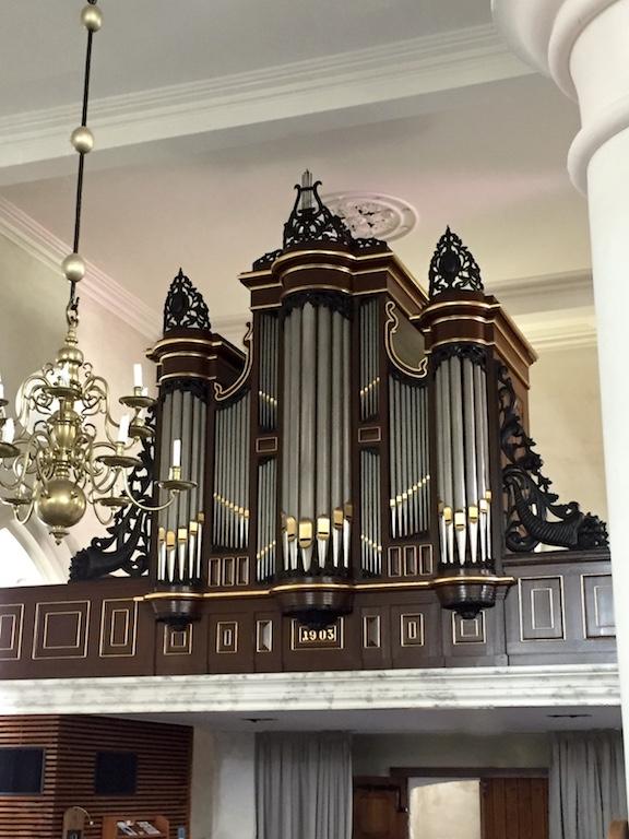Kruse-orgel Grote Kerk Groede 2016