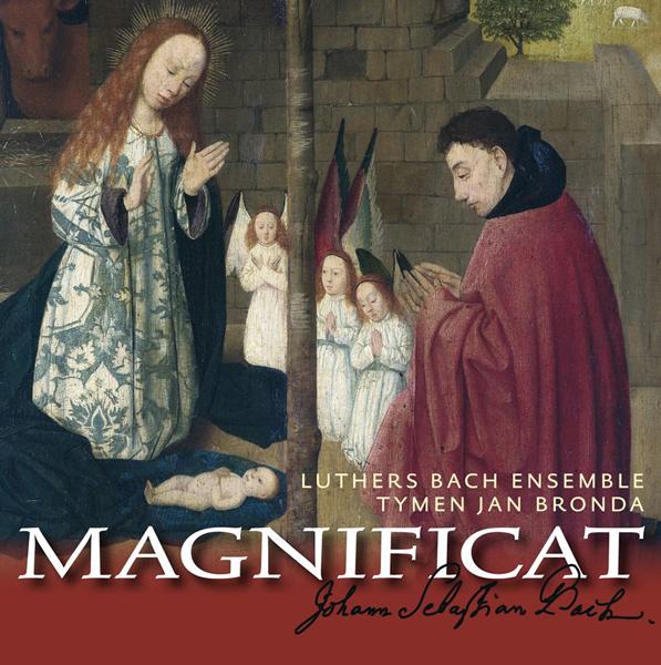 Magnificat - Luthers Bach Ensemble   Orgelnieuws.nl