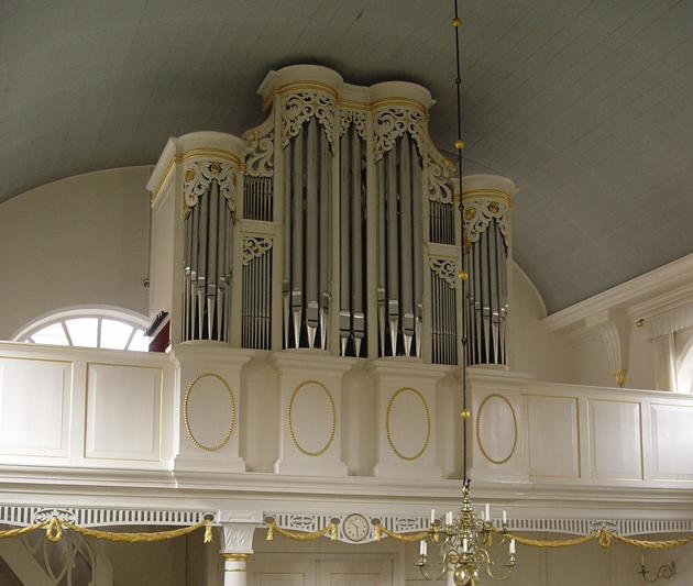 orgel mennonitenkirche leer gerestaureerd