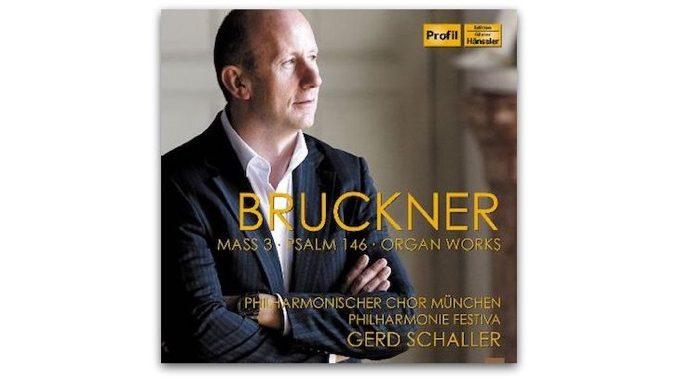 bruckner organ works gerd schaller