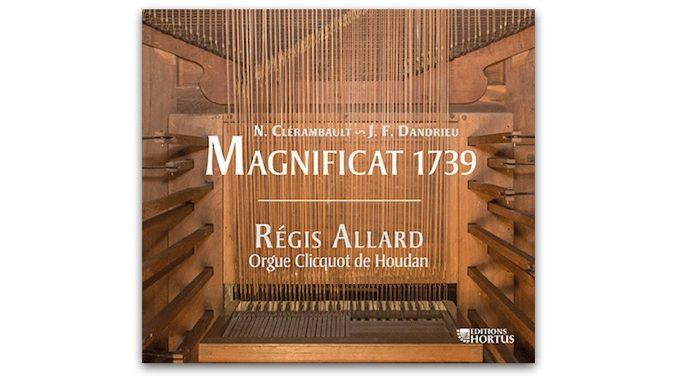 cd Magnificat 1739 Regis Allard Hortus 143
