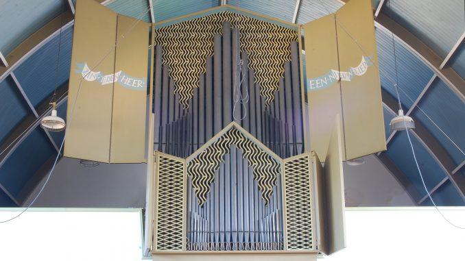 orgel maranathakerk den haag