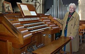 Parijse organiste Marie-Louise Girod (98) overleden