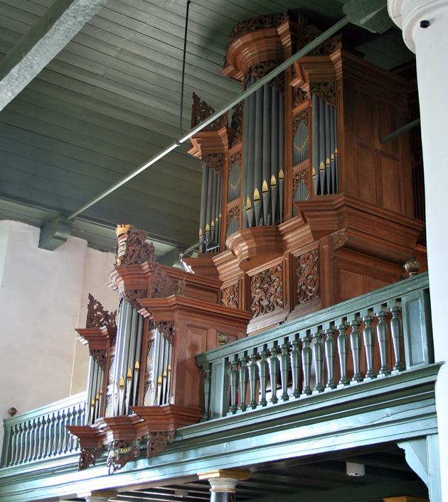 orgel grote of mariakerk meppel
