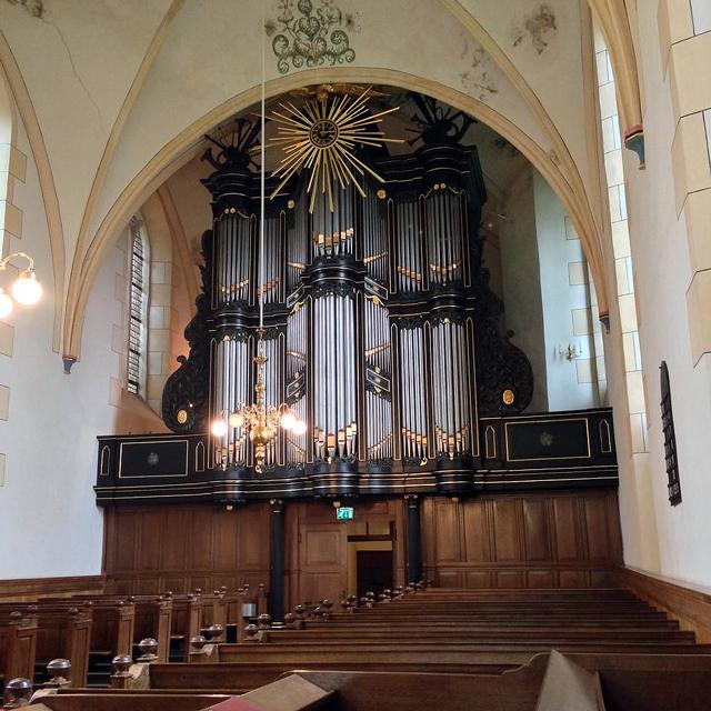 Van Oeckelen-orgel Middelstum