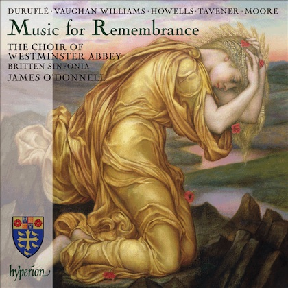 music for remembrance CDA68020
