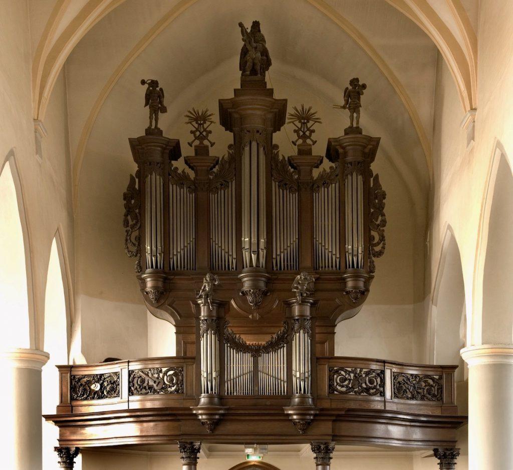 clerinx orgel lambertuskerk nederweert