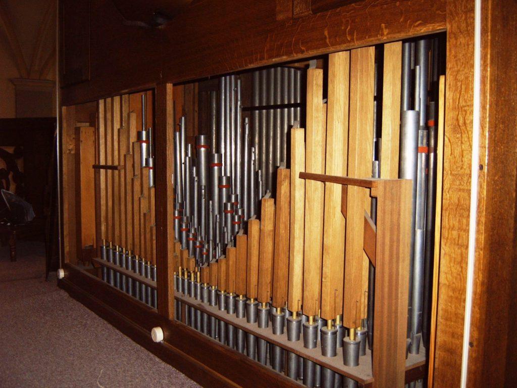 lambertuskerk nederweert orgel positif