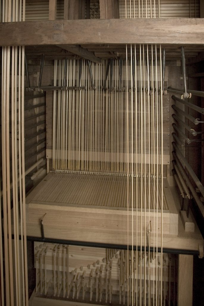 orgel lambertuskerk nederweert mechaniek