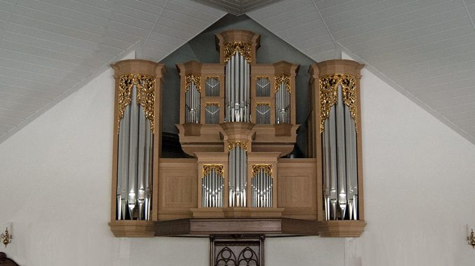 Kögler-orgel HHK Nieuwleusen