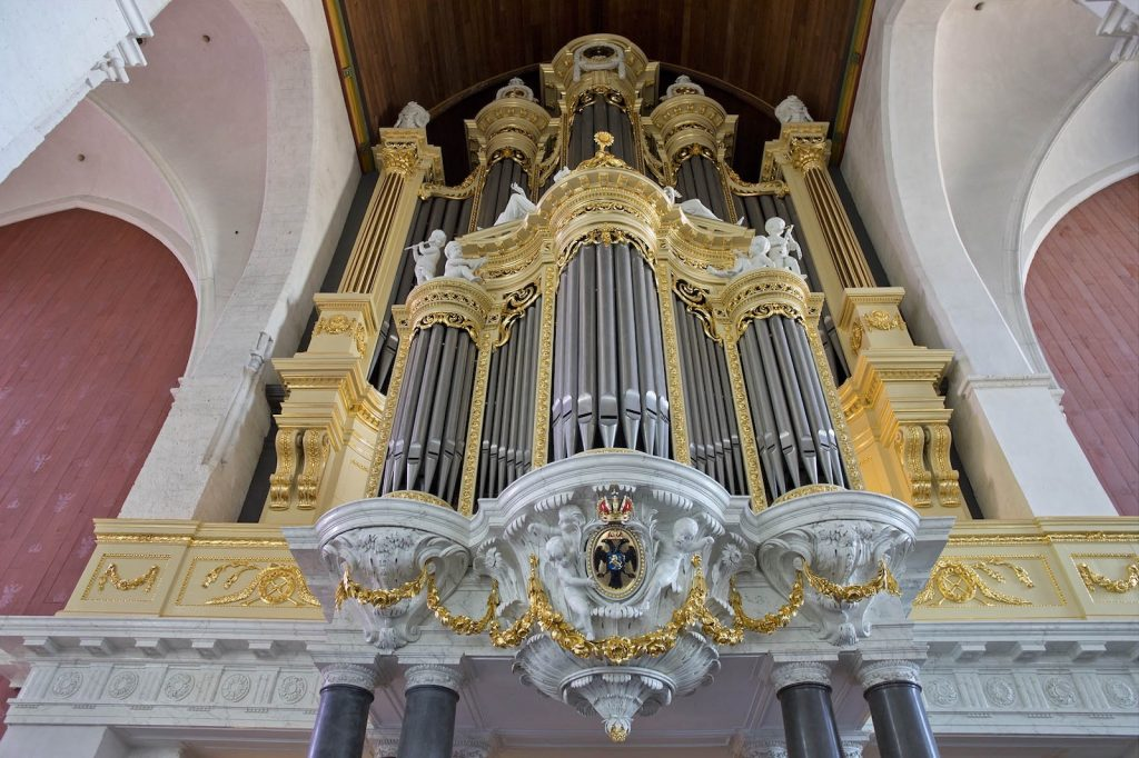 könig orgel stevenskerk nijmegen