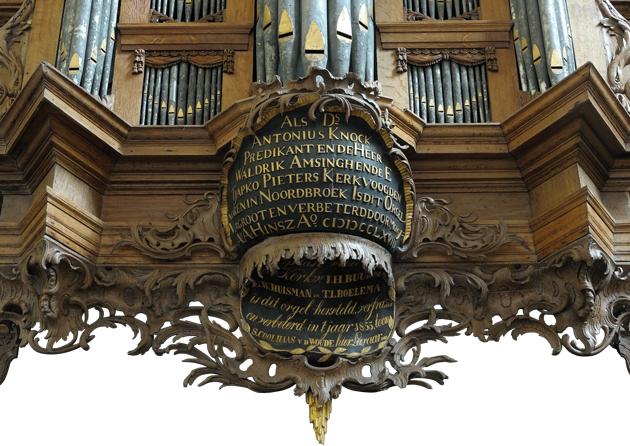 schnitger-orgel noordbroek
