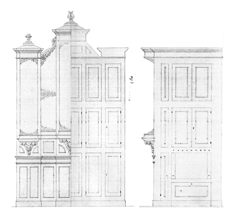 Bätz-orgel Oud-Katholieke St. Vitus HIlversum 1889