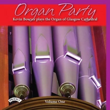 Organ-Party-One-PRCD1085