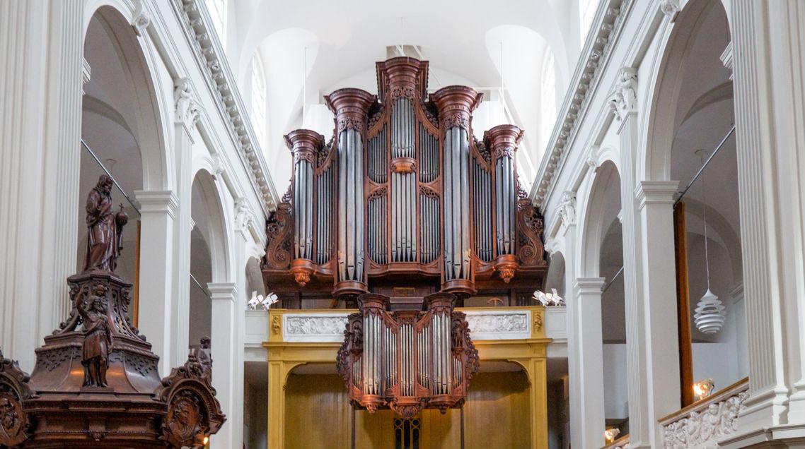De Duif Leeuwarden.Open Orgeldag Smits Orgel In De Duif Amsterdam Orgelnieuws Nl