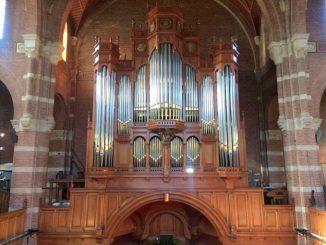 Steenkuyl-orgel Remonstrantse Kerk Arminius Rotterdam