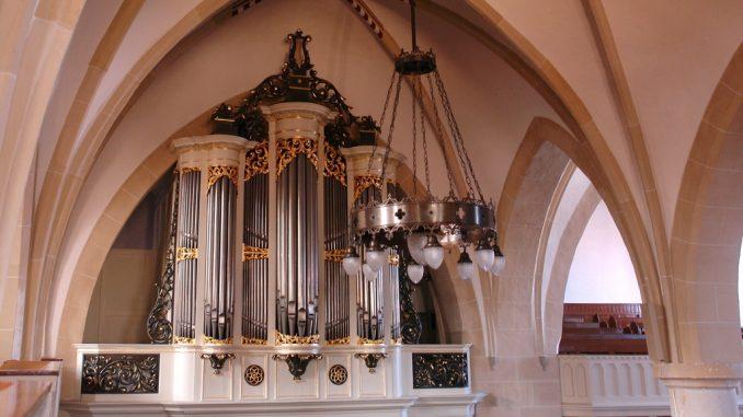 Orgel Schildkerk Rijssen