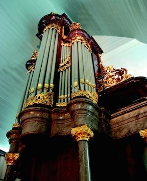 Steevens/Assendelft-orgel Waalse Kerk, Leiden   © foto Erik van Bruggen