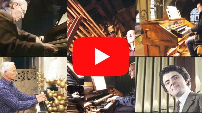 orgel op youtube