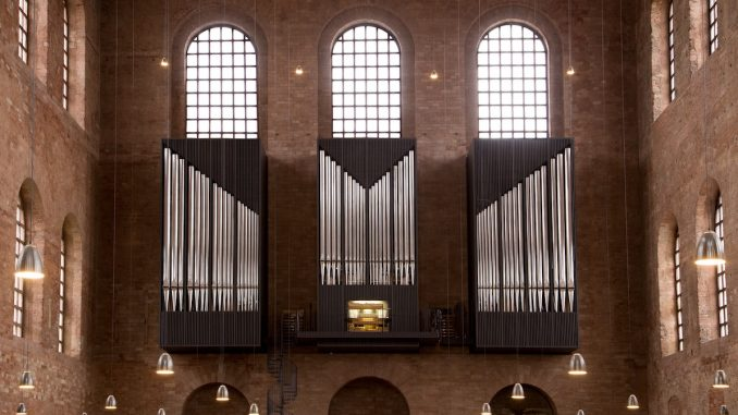orgel kostanten basilika trier