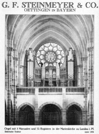 Orgelnieuws Landau