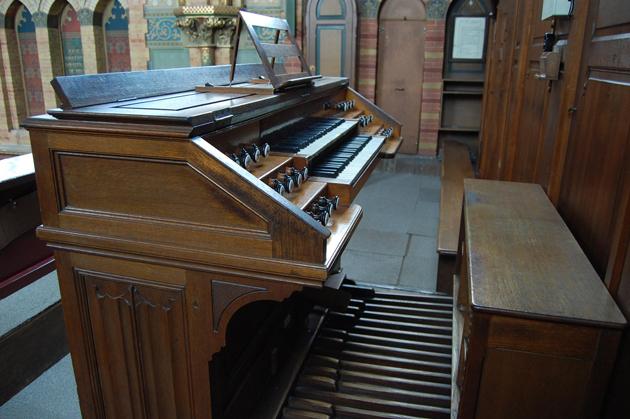 speeltafel maarschalkerweerd orgel sint franciscuskerk oudewater