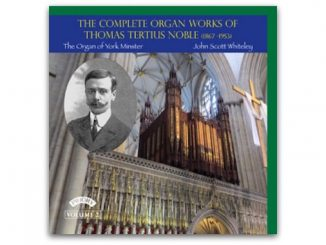 cd PRCD 1129 thomas tertius noble organ works