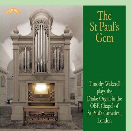 the st paul's gem timothy wakerell