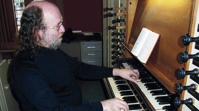 organist peter van dijk