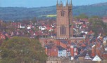 CD/DVD A Shropshire Idyll. Thomas Trotter, The Organ of St. Laurence's Church, Ludlow