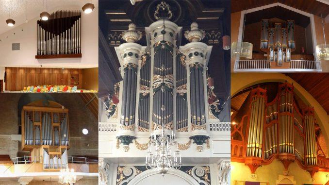 orgelspeeldag rotterdam 2019
