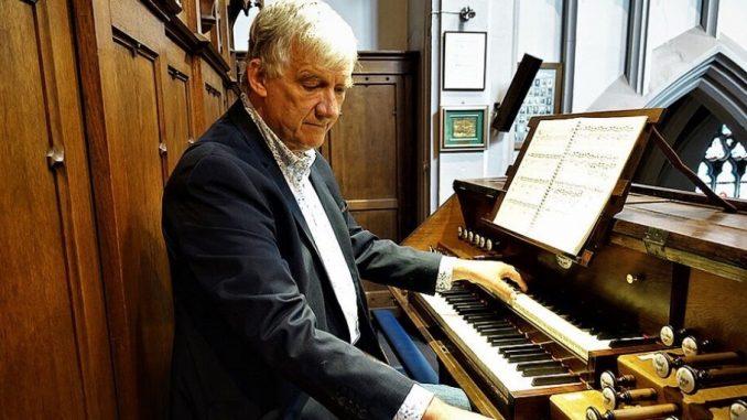 rob nederlof organist