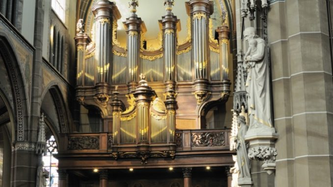 Robustelly-orgel St. Lambertuskerk Helmond