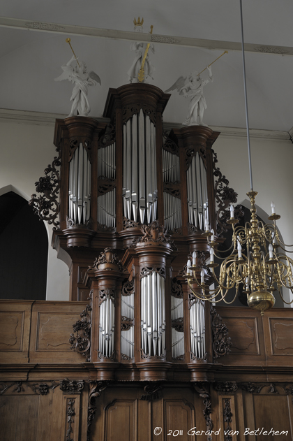 orgel sixtuskerk sexbierum