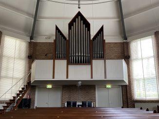 orgel de achthoek scherpenzeel