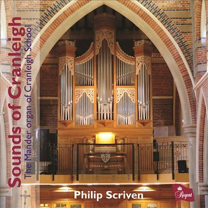 Sounds of Cranleigh REGCD398