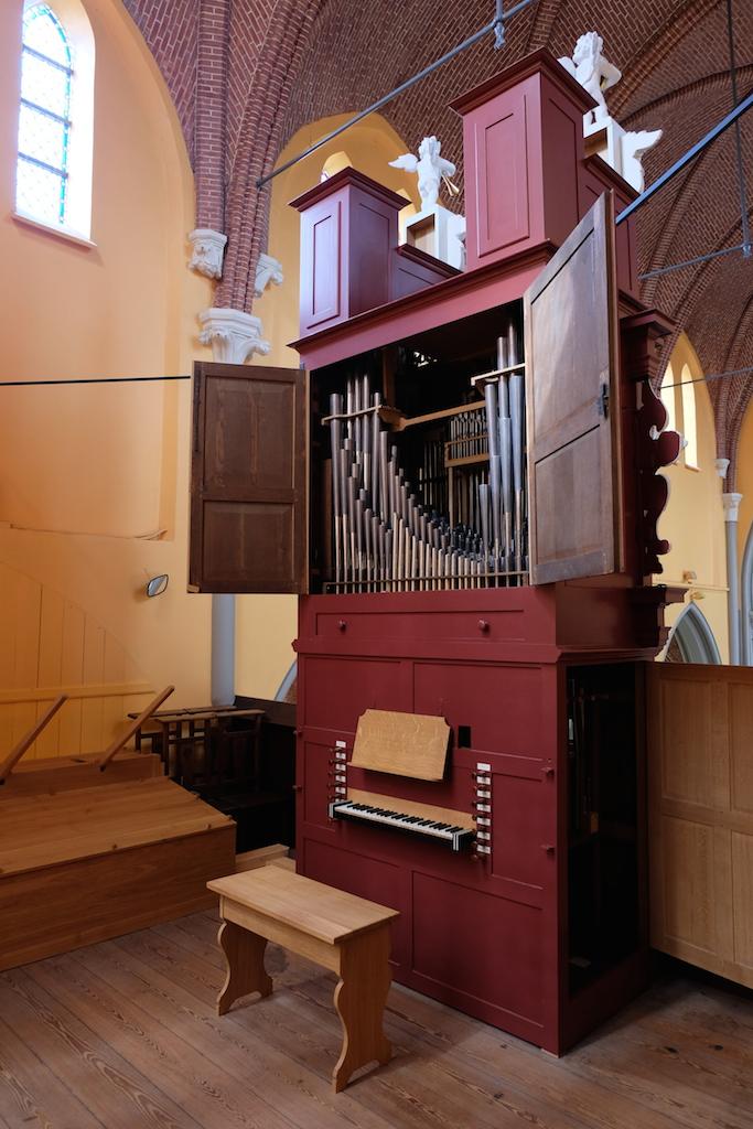 St. Jozef Maldegem Donk klaviatuur