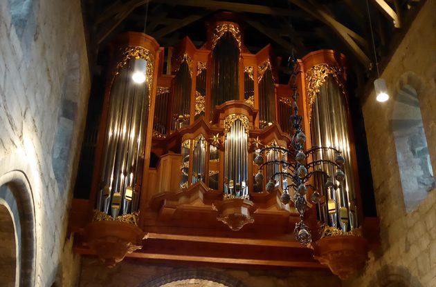 reil orgel stavanger
