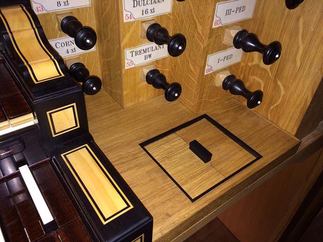 reil orgel domkirke stavanger